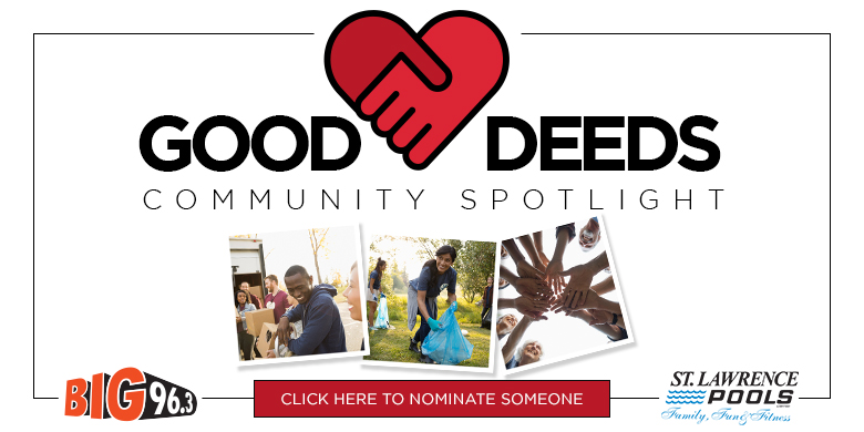Good Deeds Spotlight Kingston