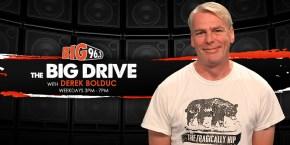 The Big Drive with Derek Bolduc