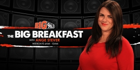 The Big Breakfast with Ange Stever