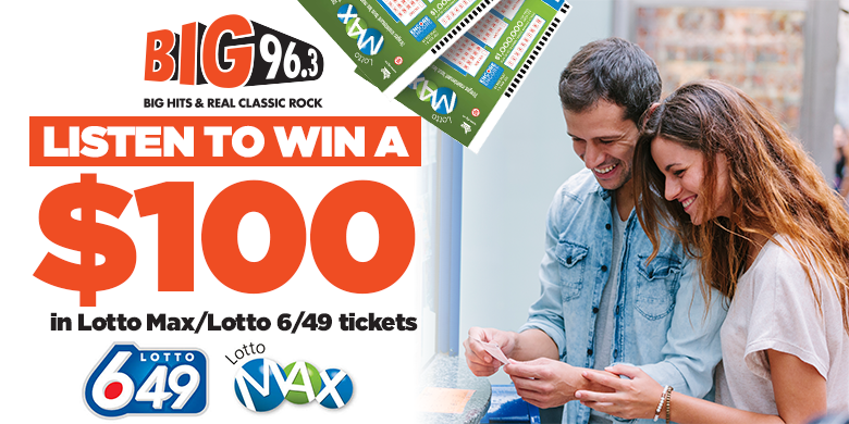 Win with Lotto Max and Lotto 6/49
