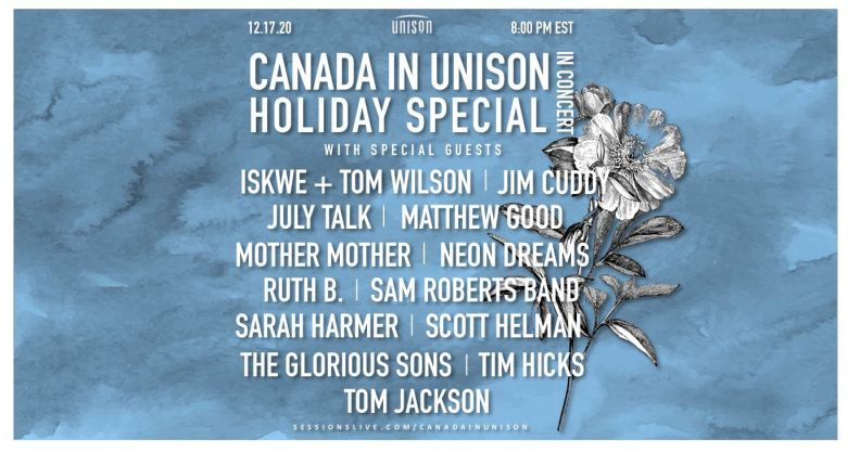 Canada In Unison Holiday Special: In Concert