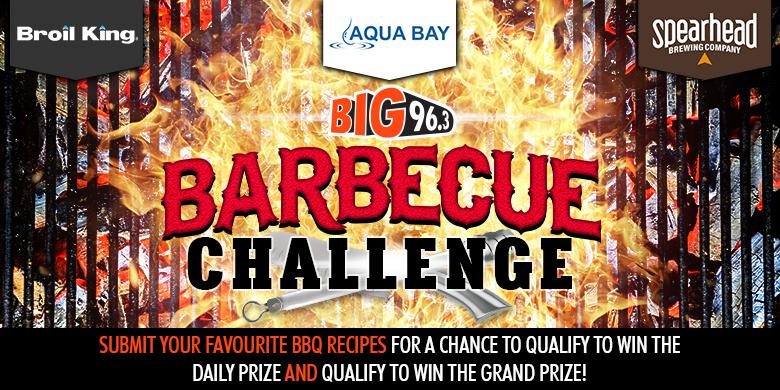 Big Barbecue Challenge