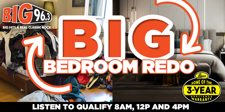 Big Bedroom Redo